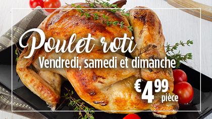 Mini banner poulet - Super Grande Boucherie
