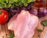 blanc de poulet 160x130 - Plateau Fondue