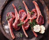 cote dagneau 160x130 - Saucisse au Chorizo
