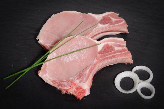 cote de porc filet 570x380 - Côte de porc au filet