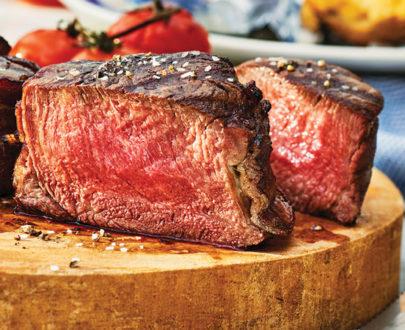 filet mignon 405x330 - Filet mignon / Roti de boeuf premier choix