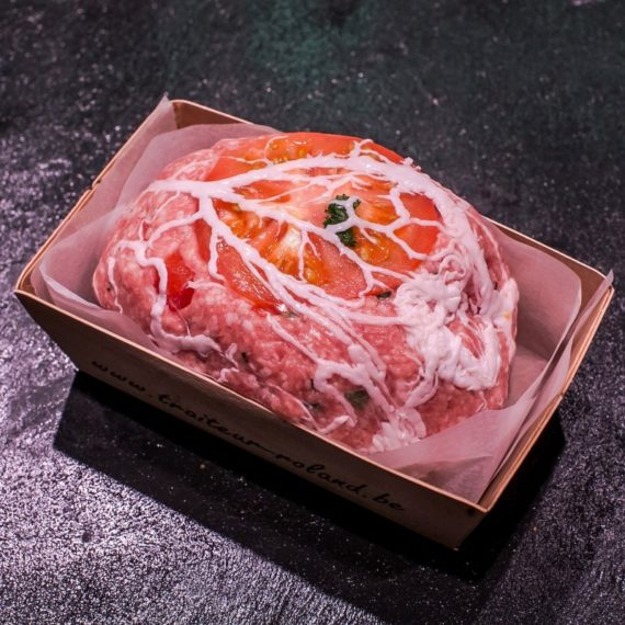 pain de viande 570x570 - Pain de viande prêt à cuire
