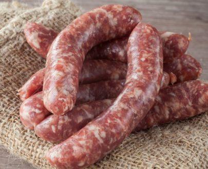 saucisse de toulouse 25 kg 405x330 - Saucisse de toulouse (porc et veau)