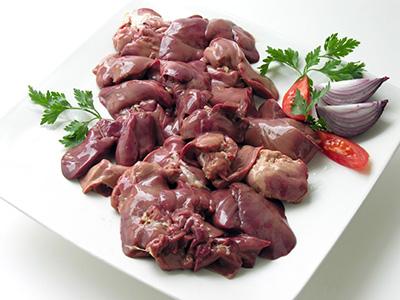 Foies volaille agrumes 5095 - Foie de volaille