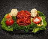 jab 4591 160x130 - Steak de poulet farci champignon