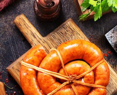 sausages PMRY7P5 405x330 - Saucisse BBQ