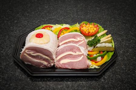 roti orloff - Roti de porc Orloff sauce Archiduc