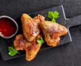 roasted chicken wings PW8T4UF 160x130 - Aile de poulet