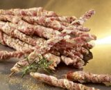 Torche de lard 160x130 - Brochette de porc oignon