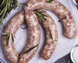 saucisse fenouil 160x130 - Tranche de gigot d'agneau