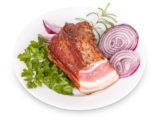 smoked bacon P6JB26U copie 160x130 - Spare ribs marinés