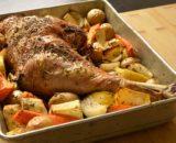 cuisse dinde rotie 1 160x130 - Jambon espagnol 1Kg avec planche et couteau