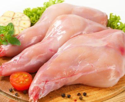lapin 405x330 - Cuisse de lapin surgelée