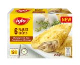 Crepes Champignons Fromage 255g web 160x130 - Crêpes jambon et fromage