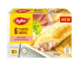Crepes Jambon Fromage 255g 160x130 - Crêpes champignons et fromage
