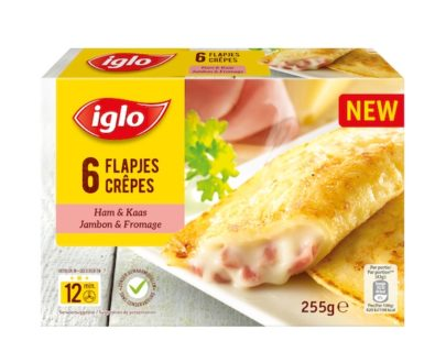 Crepes Jambon Fromage 255g 405x330 - Crêpes jambon et fromage