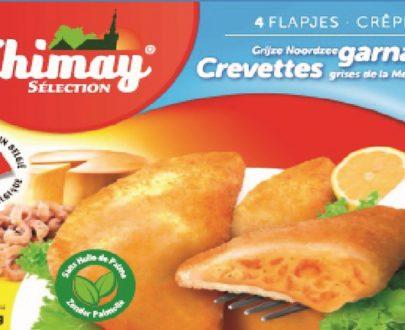 chimay crepes crevet 255gr 405x330 - Crêpes crevettes