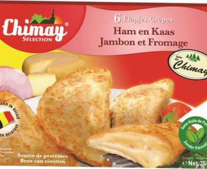 chimay crepes jamb f 255gr 405x330 - Crêpes jambon fromage