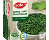epinards haches nature 160x130 - Crêpes fromage