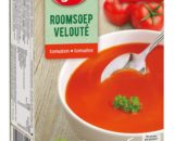veloute tomates 160x130 - Crêpes champignons et fromage