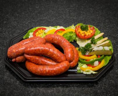 Saucisse chorizzo 405x330 - Saucisse au Chorizo