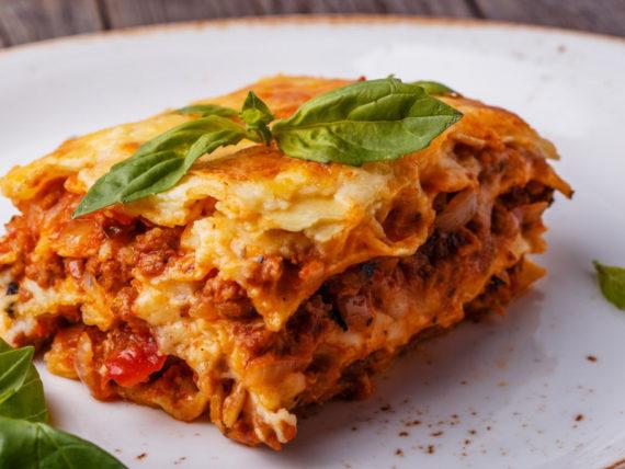 lasagne 570x428 - Lasagne
